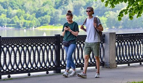 Около 2,5 миллиона жителей столицы получили QR-коды