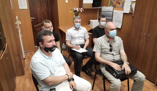 Публичные слушания по вопросам правоприменительной практики государственного надзора в области защиты населения и территорий от ЧС