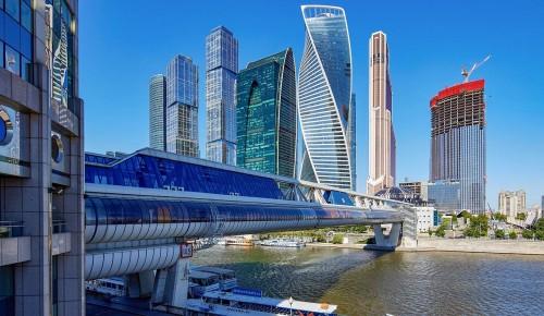 Сергунина пригласила столичных экспортеров к участию в международных отраслевых выставках
