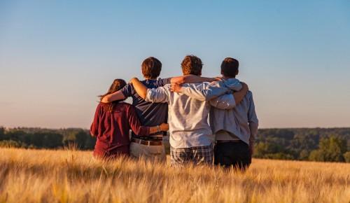 """Жители Конькова активно участвуют в онлайн-флешмобе """"Молодежь - это молодость мира!"""""""