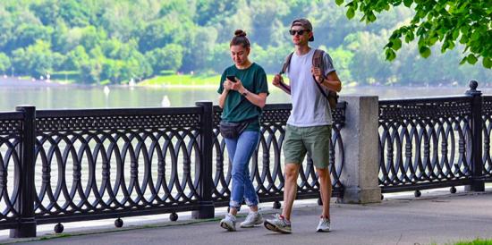 За последние три дня в столице получили QR-коды почти 2,5 миллиона человек