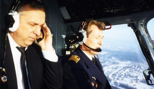 """""""Долголет"""" и ветеран авиации Адольф Милованов рассказал о самых тяжёлых полётах в своей жизни"""