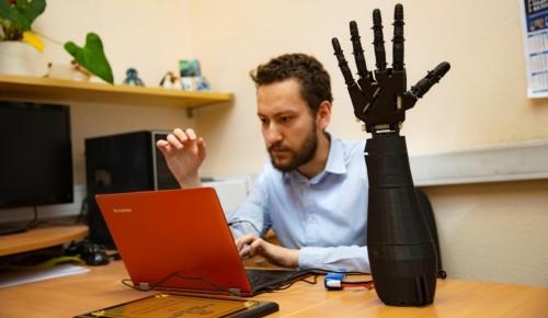 Москва занимает достойное место среди мегаполисов, где рождаются технологии завтрашнего дня – Собянин