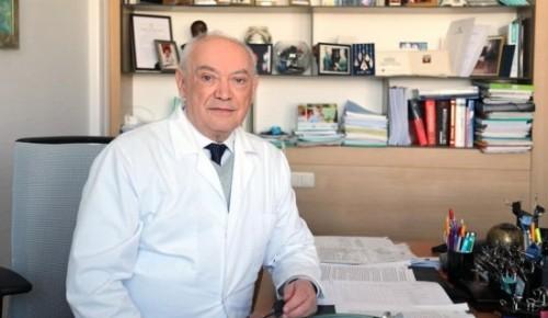 Академик Румянцев предложил удвоить бюджет на здравоохранение