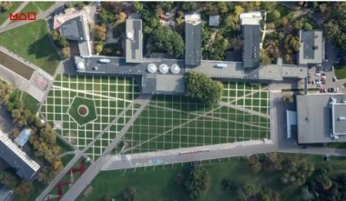Московский Дворец пионеров провёл онлайн-экскурсию по своим достопримечательностям