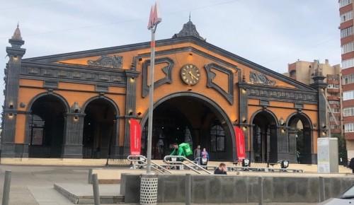 На круглогодичной ярмарке в Черемушках продаются товары из 13 регионов