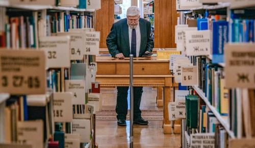 Восьмой этап проекта «Списанные книги» стартовал в Москве