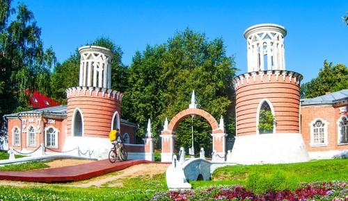 С помощью портала «Узнай Москву» можно совершить прогулку по Воронцовскому парку