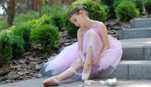 Бесплатные занятия по балету проводит Воронцовский парк