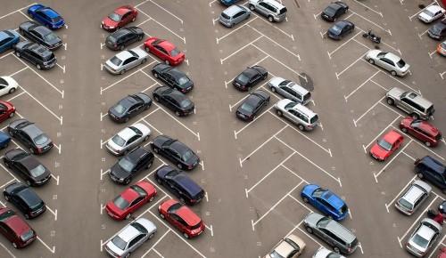 Жители Ясенево на время ремонта перехватывающей парковки могут оставить машины у метро Теплый Стан