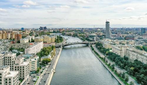 Москва стала лидером в Европе по городским инвестициям в сохранение культурного наследия