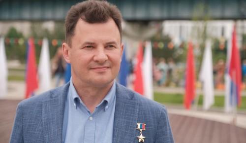 Общественники Чертаново поддержали инициативу Романа Романенко