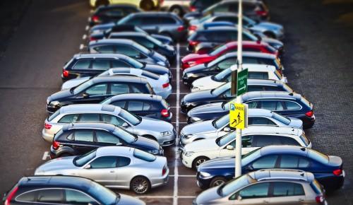 В Северном Бутове закрыли перехватывающую парковку