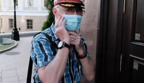 """Участник проекта """"Московское долголетие"""" объяснил, зачем сделал прививку от COVID-19"""