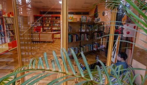 Московский дворец пионеров сообщил о переезде библиотеки в центр «Западный»