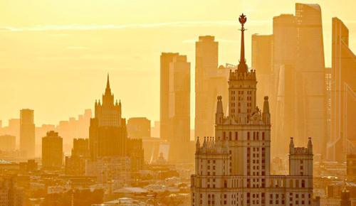 Российская столица подала заявку на проведение Всемирной универсальной выставки