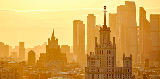 Российская столица подала заявку на проведение выставки «Экспо-2030»