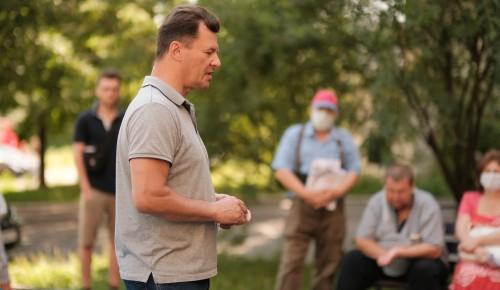 Роман Романенко добился создания безопасных переходов к спорткомплексу «Битца»