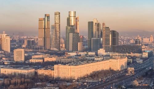 Российская столица подала заявку на проведение в выставке «Экспо-2030»