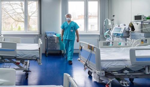 Свыше 1,2 млн человек вылечили от COVID-19 столичные врачи