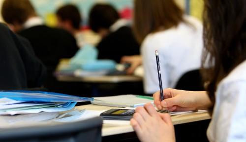 178 учеников школы №2006 Северного Бутова получили свидетельства о профессии