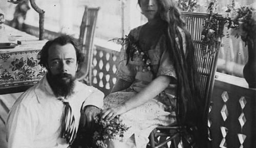 В Дарвиновском рассказали об истории любви  основателей музея
