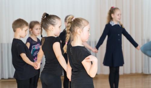 Школа №2124 Северного Бутова рассказала о танцевальной студии «FLAP»