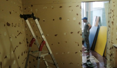 В школе №117 рассказали о ремонтных работах во время каникул
