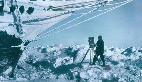 «Альмега» опубликовала статью о фотографе Фрэнке Хёрли