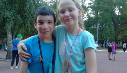 Для ребят из «Юноны» подошла к концу вторая летняя смена в лагере
