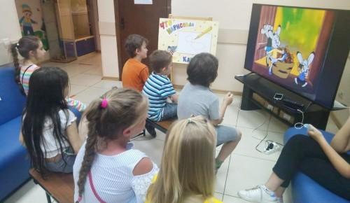 Стажеры центра «Моя карьера» осваивают навыки работы руководителя кружка в центре «Обручевский»