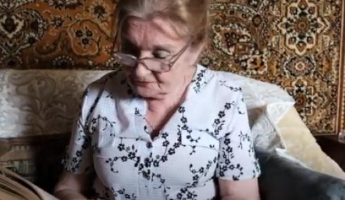 """Участница проекта """"Московское долголетие"""" рассказала, почему сделала прививку от COVID-19"""