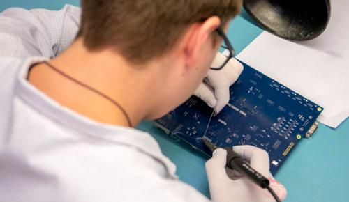 По направлению «Технологии связи» в «Московской технической школе» подготовят 1,2 тысячи инженеров