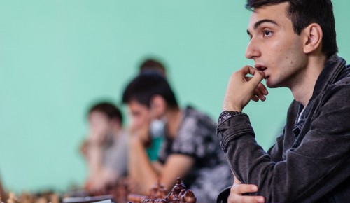 Шахматисты из Московского дворца пионеров сыграли на этапе Кубка России