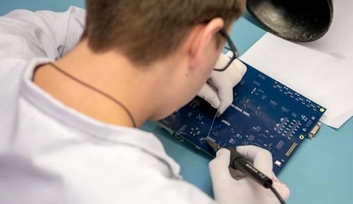 1,2 тыс. инженеров по профилю «Технологии связи» смогут подготовить в «Московской технической школе»