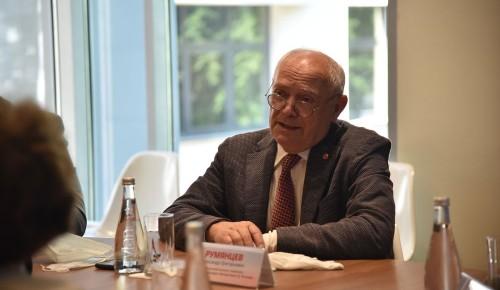 Академик Румянцев: Расширение программы неонатального скрининга выведет педиатрию в Россию на новый уровень