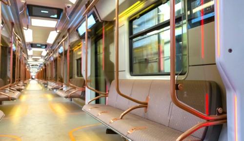 С 17 июля по 8 августа не будут ходить поезда между станциями «Спортивная» и «Тропарёво»