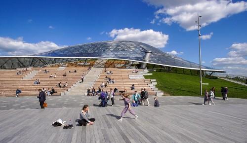 Москва вышла в финал конкурса на звание мировой столицы дизайна - Сергунина
