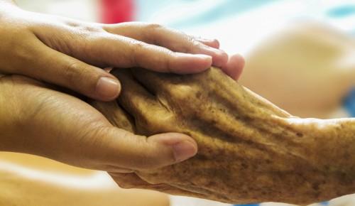 Жители Конькова могут стать участниками онлайн-проекта, посвящённого уходу за тяжелобольными людьми