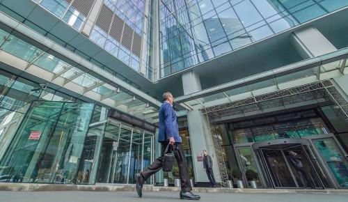 Более 14 миллиардов рублей получил столичный бизнес с гарантийной поддержкой в этом году