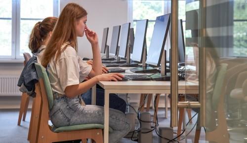 С помощью центра занятости «Моя работа» трудоустроиться смогли более чем 3 тыс. молодых специалистов