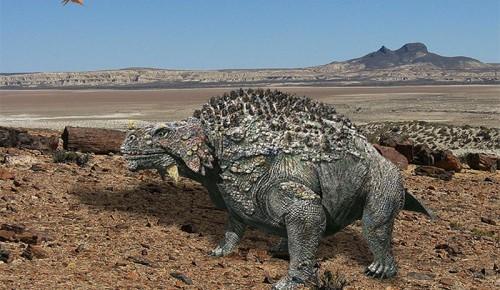 Жители Котловки могут узнать о российском  динозавре из видеоролика Дарвиновского музея