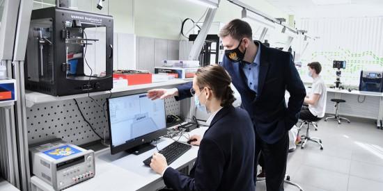 На 22 предприятиях технополиса «Москва» прошли стажировку почти 200 студентов
