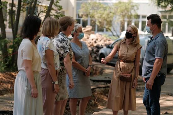 Роман Романенко: комфортная среда способствует всестороннему развитию детей