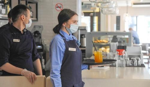 Собянин поблагодарил московских рестораторов за помощь в борьбе с пандемией