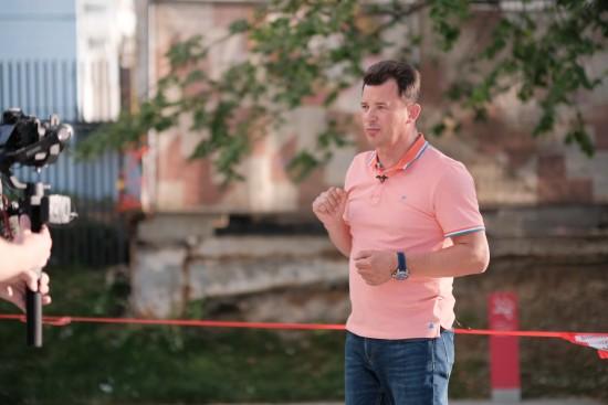 Роман Романенко решил вопрос сноса незаконной постройки на юго-западе Москвы