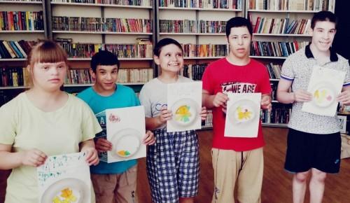 Для воспитанников центра «Юнона» началась третья смена в летнем лагере