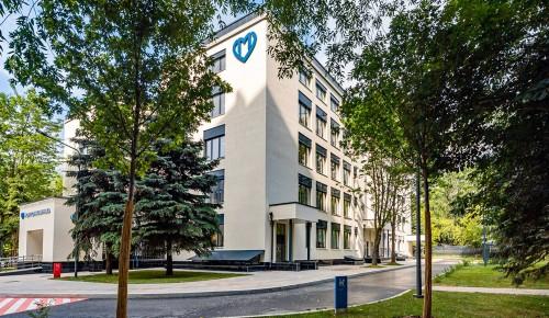 Собянин рассказал о развитии программы реконструкции городских поликлиник