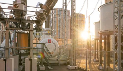 В столице начали тестировать инновационную систему защиты электроподстанций