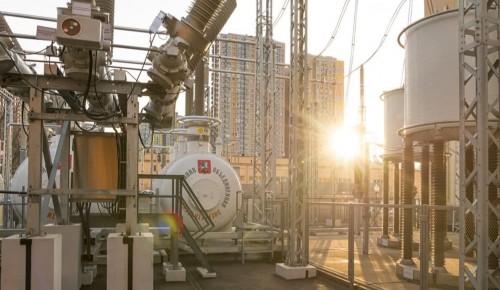 В Москве в тестовом режиме запустили инновационную систему защиты электроподстанций